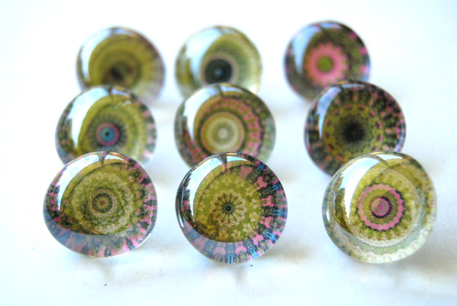 Decorative Push Pins