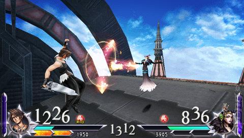 Dissidia 012: Duodecim Final Fantasy Screenshot-1