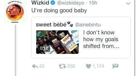 """Ugandan Singer Begs Wizkid To Impregnate Her, Says """"My Womb Is Ready"""""""