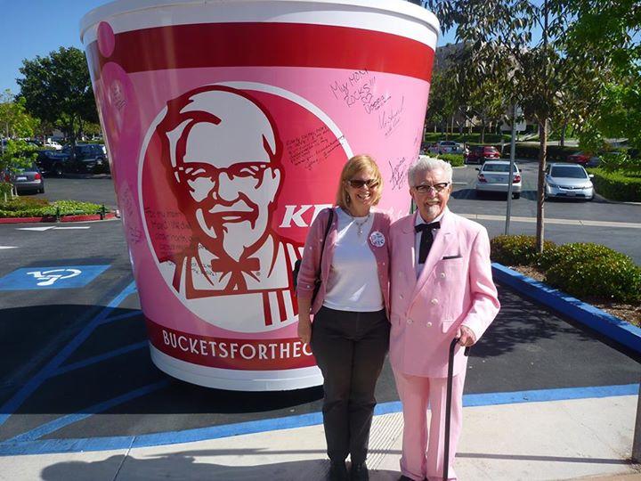 Kfc Funny Chicken Joke: A Chronology Of Stupidity: KFC's Pink Bucket Sad Joke