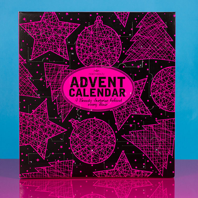 mad beauty advent calendar 2016