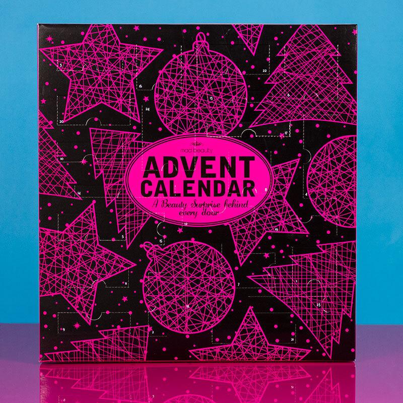 mad beauty advent calendar 2016