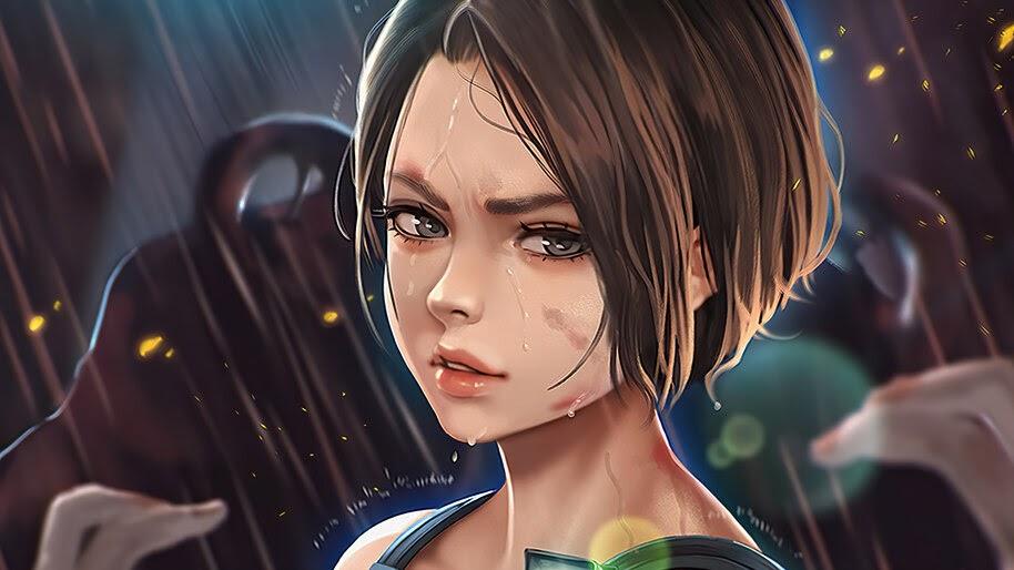 Jill Valentine Resident Evil 3 Remake by @agosashford