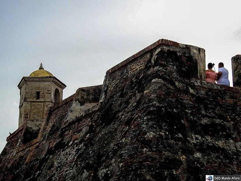 Como visitar o Castelo de San Felipe de Barajas, Cartagena na Colômbia