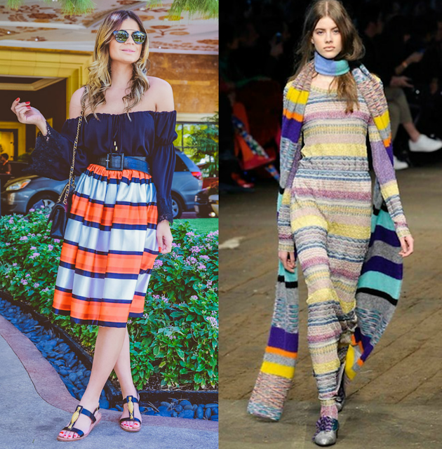 listras tendência 2017 moda