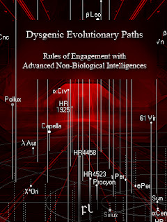 Dysgenic Evolutionary Paths: Rules of Engagement with Advanced Non-Biological Intelligences Cover