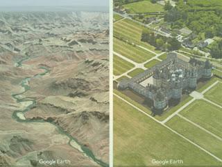 Fitur 3D Di Layanan Google Earth