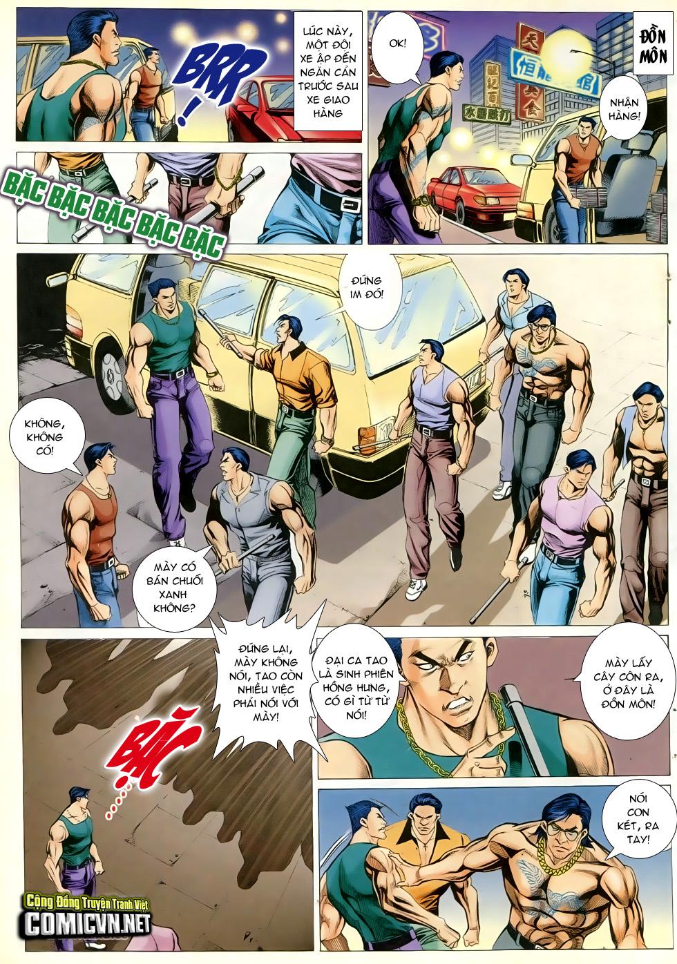 Người Trong Giang Hồ chapter 294 trang 12