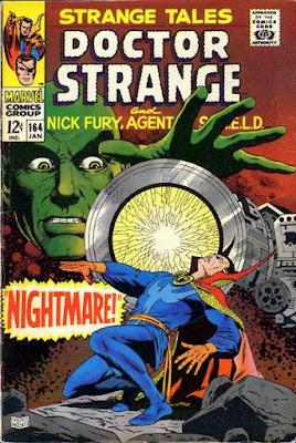 Strange Tales #164, Dr Strange