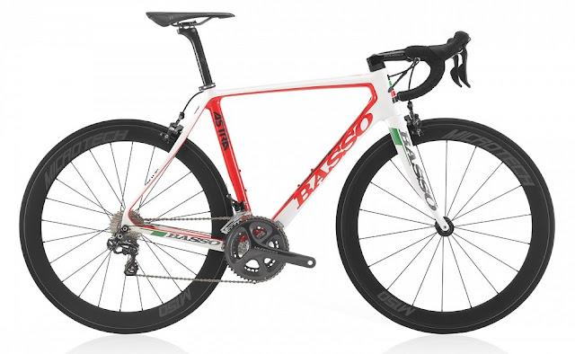 La Basso ASTRA para 2017, otra joya más de la marca italiana