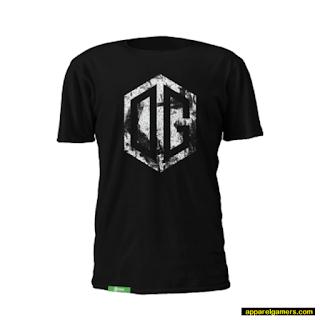 Kaos Gaming Tshirt Team OG black 2017
