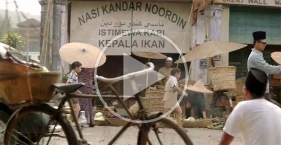 Video Iklan Merdeka Malaysia Day 2014 Petronas