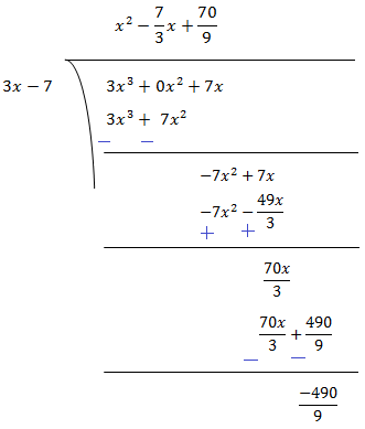 Homework help division remainders