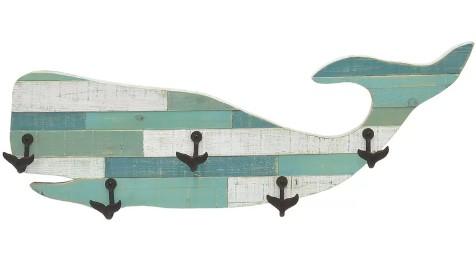 Whale Coat Racks