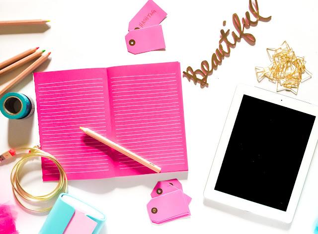Como ser blogueira - primeiros passos