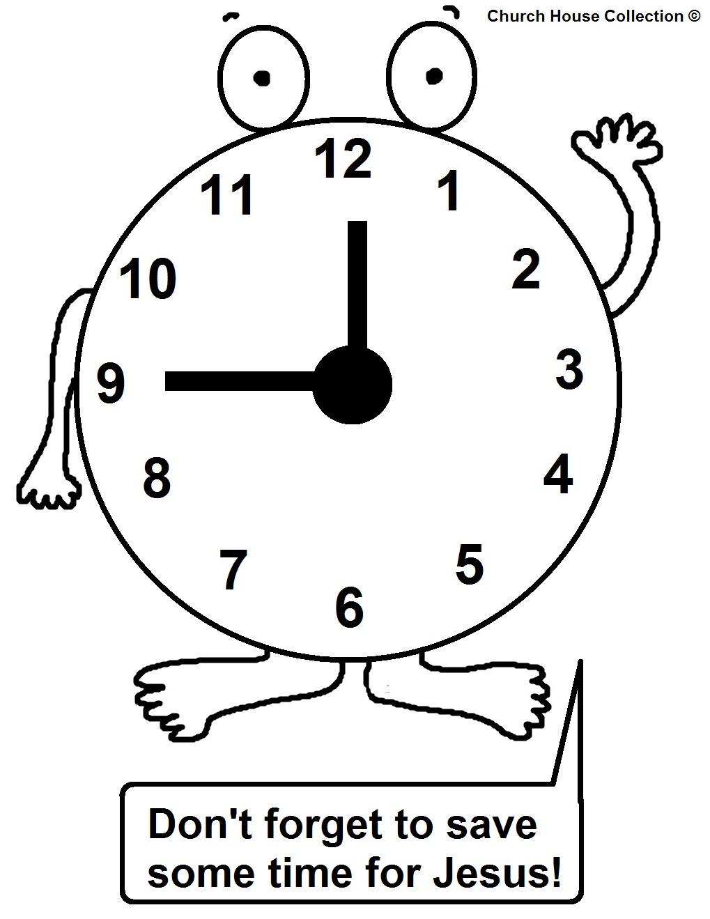 Church House Collection Blog: Daylight Savings Time