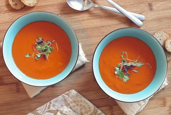 Benefits of drinking soup during weakness