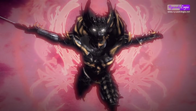 GARO The Movie: Kiba Ankoku Kishi Gaiden Subtitle Indonesia