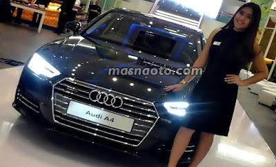 Sambut Mobil Audi A4 Terbaru di Indonesia