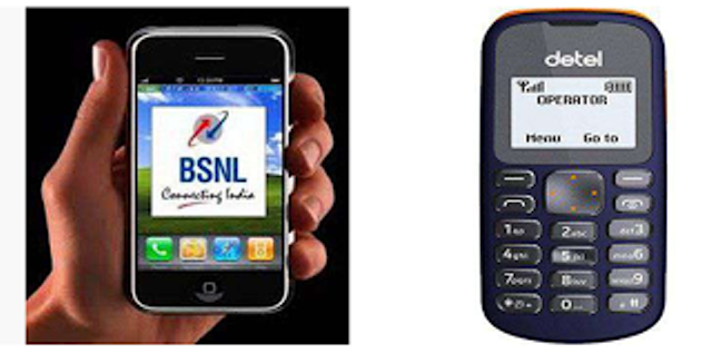 BSNL Mobile Only Rs.499 and 1 Year Free Voice Call.