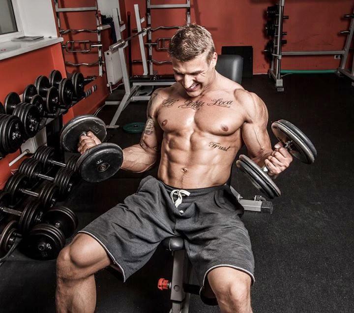 تمارين كمال الاجسم لتحقيق اقصى نمو فى العضلات