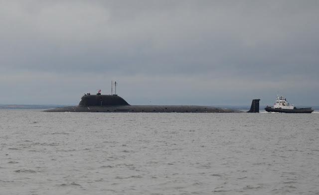 Resultado de imagen de Sevmash, para la construcción de siete submarinos nucleares