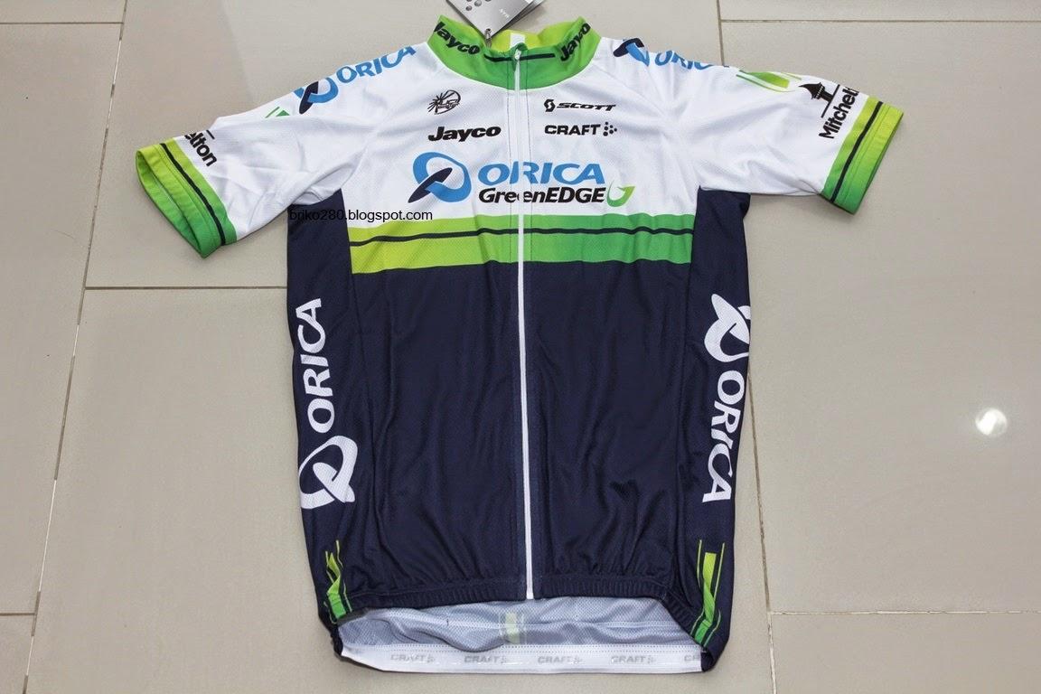 Orica GreenEdge Team Kit fab32a83e