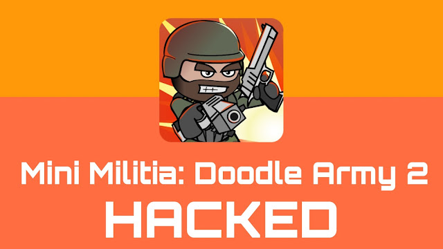mini militia hacked with toggle mod by revealed ticks4u
