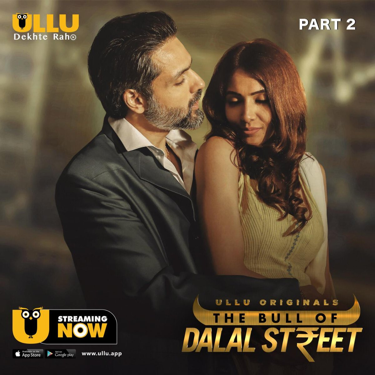 18+ The Bull Of Dalal Street Hindi Part 1, 2, 3 ALL Episodes [1Ep-12Ep] 720p WEB-DL