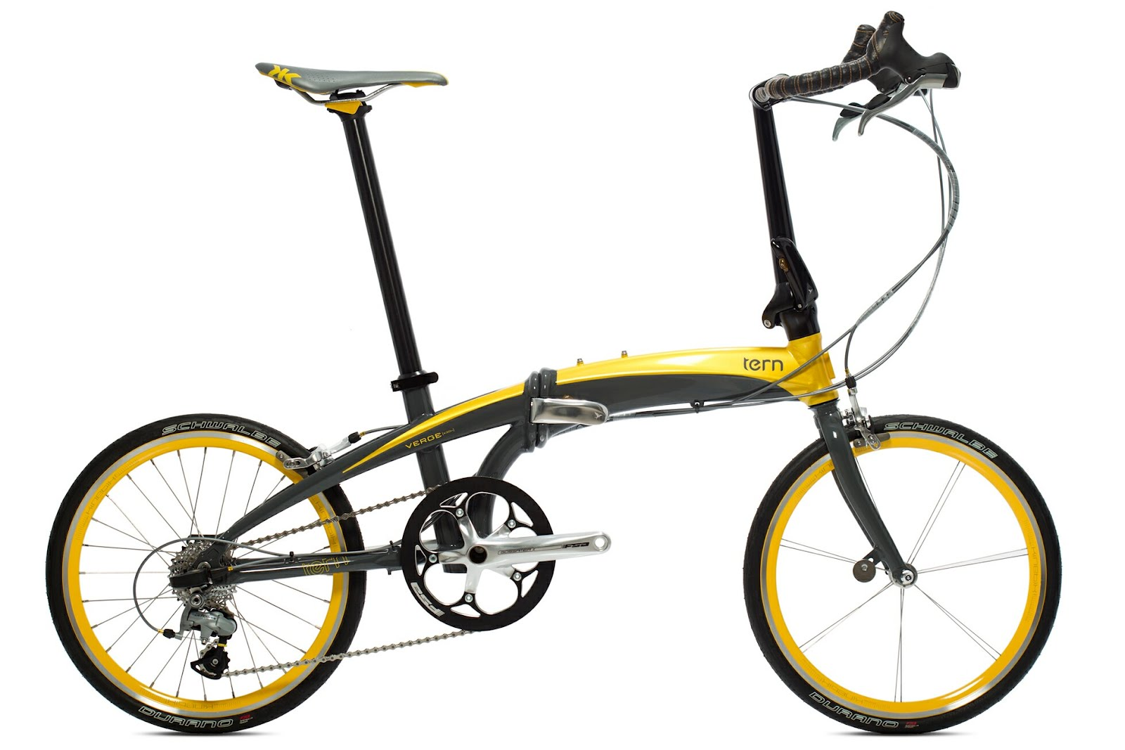 The Folding Bike Review