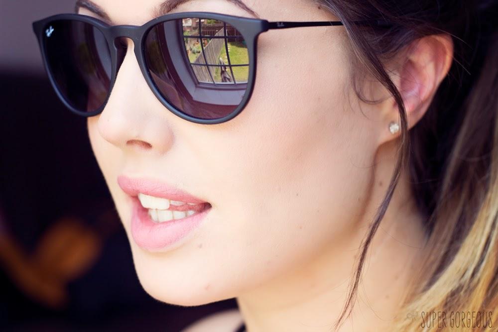 0c04ba9382f216 WIN! A pair of RayBan Erika Sunglasses!