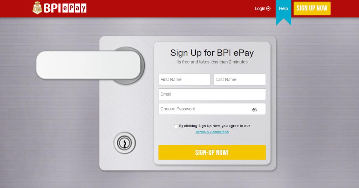 GoHopping: BPI ePay (virtual card)