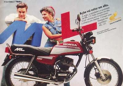 HONDA 125 ML