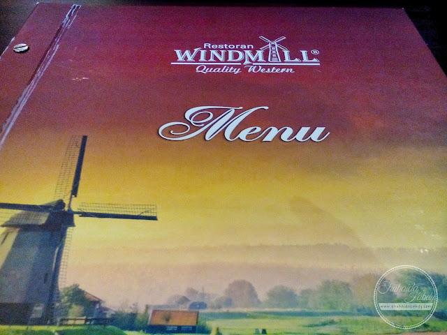 Restoran WindMill Aeon Mall Shah Alam