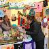 Realizan tradicional feria navideña en Plazuela Yungay