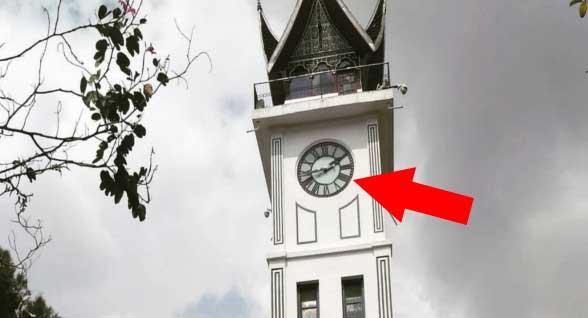 jam gadang bukitinggi