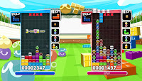 Puyo Puyo Tetris Game Screenshot 7