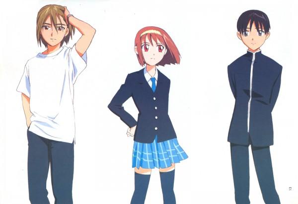 Kareshi Kanojo No Jijou di Rekomendasi Anime Romance - Shoujo Terbaik