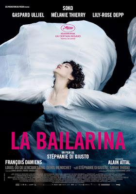 La Danseuse 2016 DVD R2 PAL Spanish