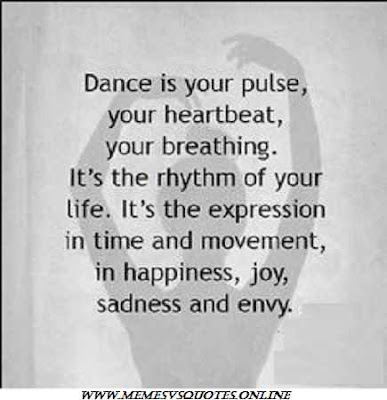 Dance is your pulse