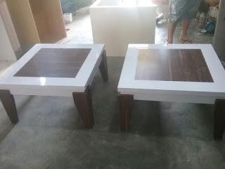 meja lesehan HPL Enira Furniture