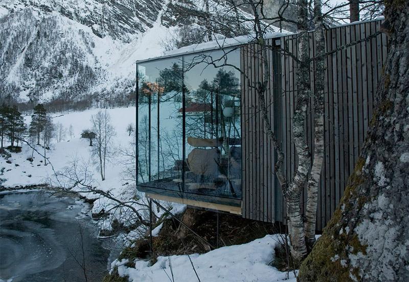 the juvet landscape hotel spa in norway. Black Bedroom Furniture Sets. Home Design Ideas