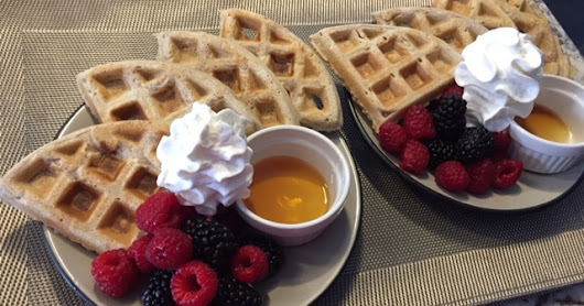 Welcome the Year with Waffles