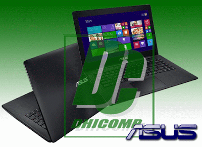 Asus X453MA - Intel N2830