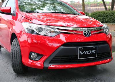 toyota vios2 3 -  - Vios E và G : Mẫu xe nào dành cho bạn ?