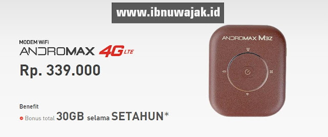 Mifi 4G Smartfren Andromax M3Z
