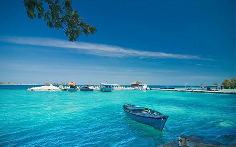 Tempat wisata pulau putri
