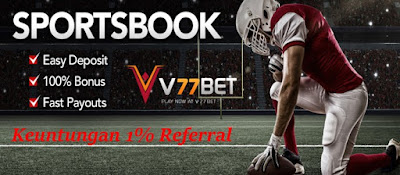 Bonus Referral V77bet