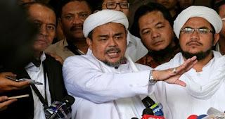 Ajak Ganyang PKI, Habib Rizieq : Siaga Revolusi! Gerombolan PKI Panik dan Kalap