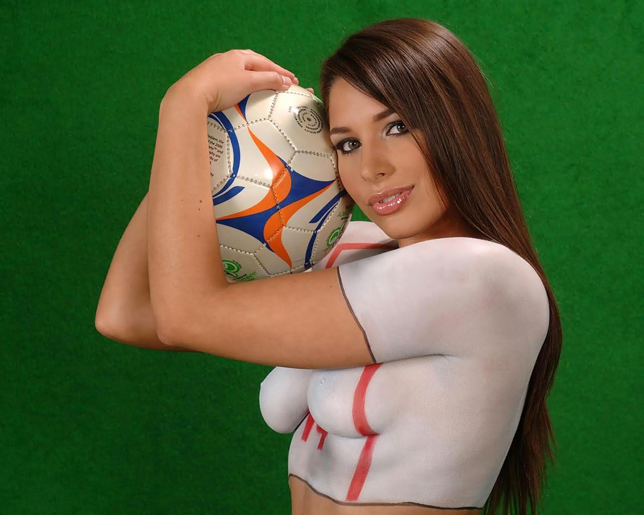 Brazilian football girl 2 10